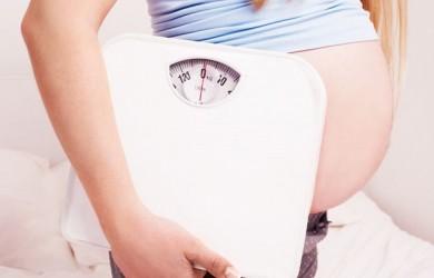 น้ำหนักคนท้อง